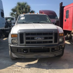 Lot 1419 – 2008 Ford 450 Flatbed